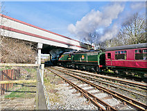 SD8010 : Leaving Bury by David Dixon