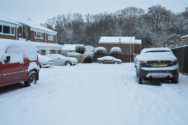 Snow, St Michael's Rd