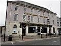ST0789 : Tafarn y Tymbl/The Tumble Inn, Pontypridd by Jaggery