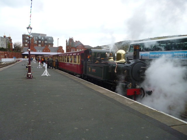 Port Erin station, Isle of Man Railway