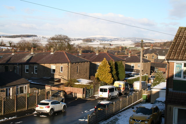 Barnoldswick:  Fernbank Avenue