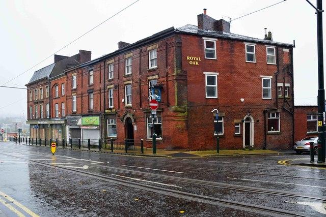Royal Oak (1), 178 Union Street, Oldham