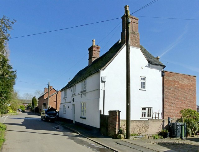 White House Farmhouse, Main Street, Keyham