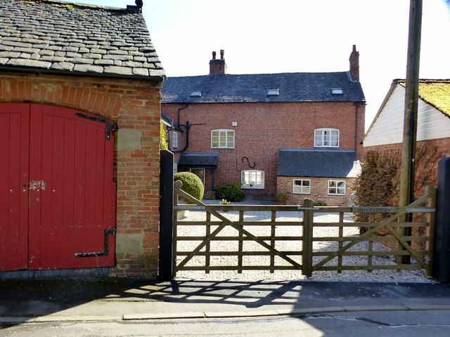 Mayfield Farmhouse, Main Street, Keyham