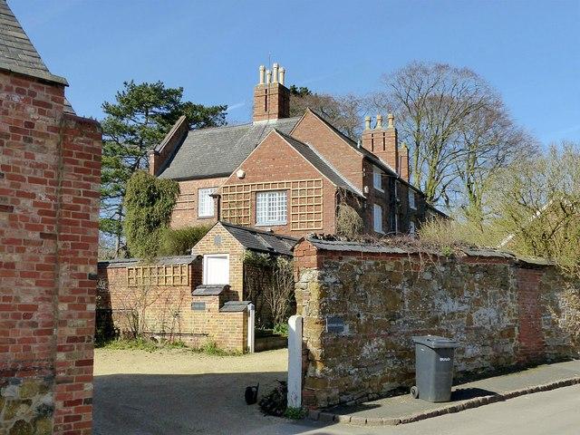 Nether Hall, Keyham