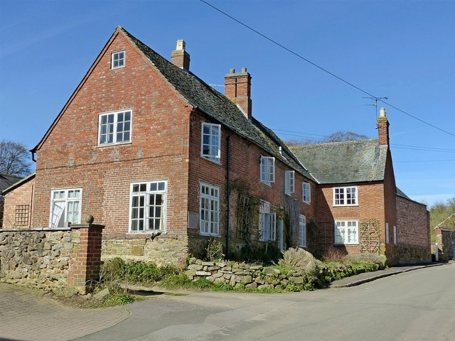 Blackthorn Farmhouse, Keyham