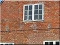SK6606 : Blackthorn Farmhouse, Keyham – detail by Alan Murray-Rust