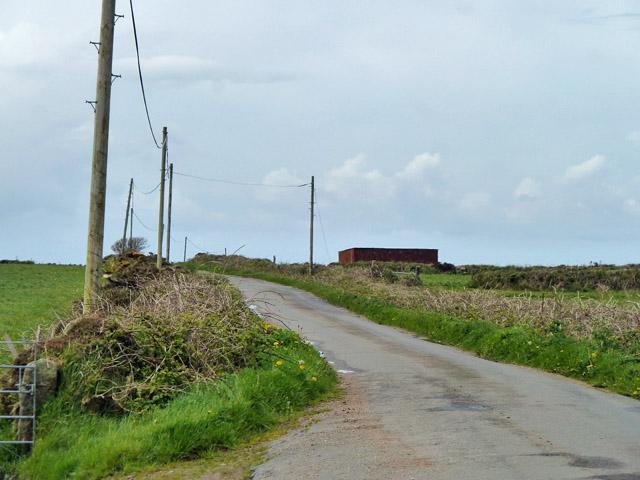 Trewey Hill (road)
