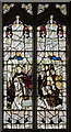 SK7887 : Window s.III, St Martin's church, Saundby by Julian P Guffogg