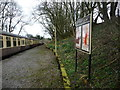 ST6342 : Mendip Vale station, East Somerset Railway by Christine Johnstone