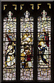 SK7887 : Window n.I, St Martin's church, Saundby by Julian P Guffogg