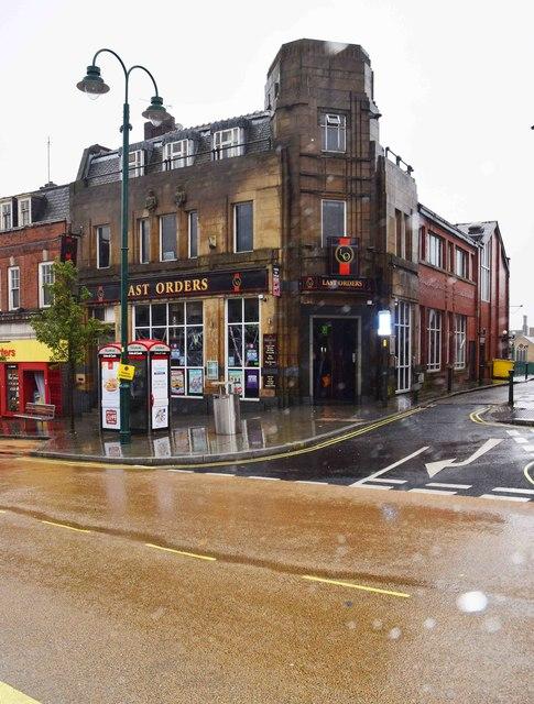 Last Orders (1), 18 Yorkshire Street, Oldham