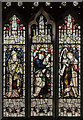 SK7887 : Window n.V, St Martin's church, Saundby by Julian P Guffogg