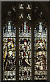 SK7887 : Window n.II, St Martin's church, Saundby by Julian P Guffogg