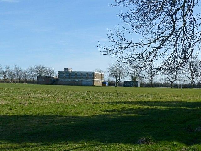 Sports field, Scraptoft