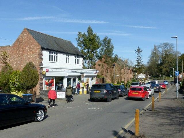 Main Street, Scraptoft