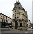 SO2800 : Former Barclays branch in Pontypool town centre by Jaggery