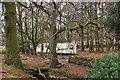 NM9963 : Very Static Caravan by Robert Struthers