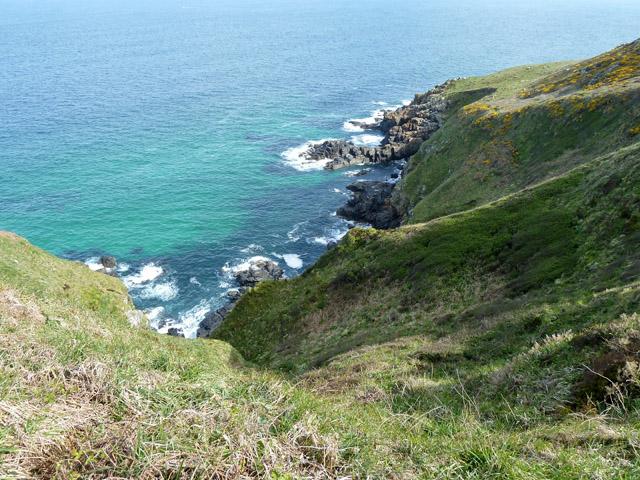 Trowan Cliff