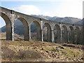 NM9081 : Glenfinnan Viaduct : Week 15