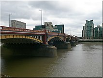 TQ3078 : Vauxhall Bridge by Eirian Evans