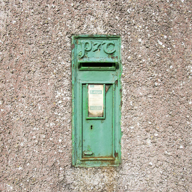 Postbox, Rathmullan