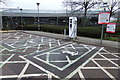 TL2300 : Ecotricity Charging Point at South Mimms Services by Adrian Cable