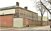 J3573 : Former Willowfield police station, Belfast - April 2018(2) by Albert Bridge