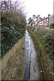 TM3569 : The Causeway, Sibton by Adrian Cable