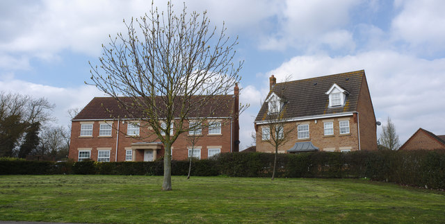 Houses in Folkingham