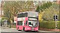J3271 : Metro bus, Malone Road, Belfast (April 2018) by Albert Bridge
