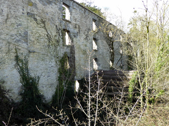 Old Water Mill, Croom