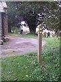 SN1121 : St Tysilio's Church, Llandyssilio by welshbabe