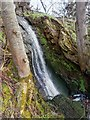 NH8072 : Waterfall by Bayfield House by valenta