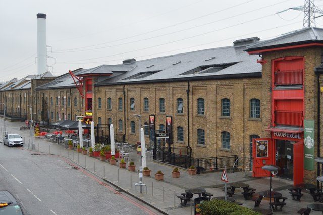 Former Warehouses, Royal Victoria Dock