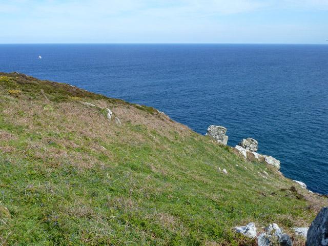 Trevega Cliff