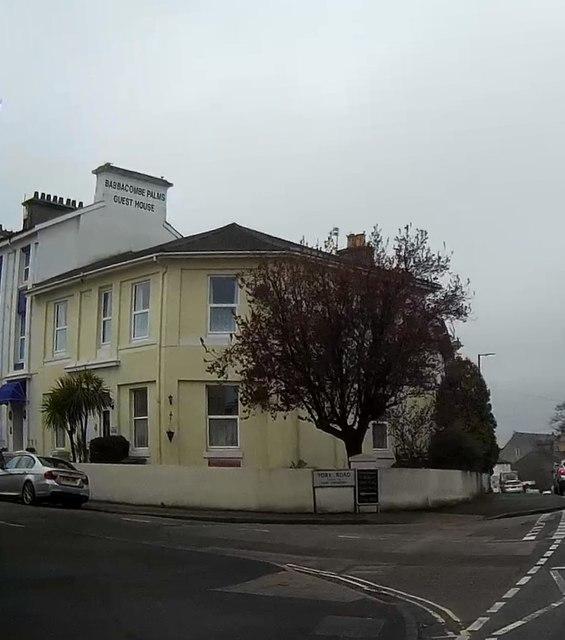 York Road property