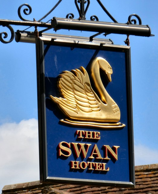 The Swan Hotel Thaxted Ebex Uk