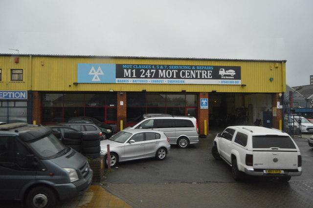 M1 247 MOT Centre
