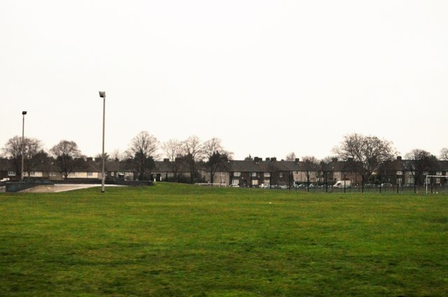 Castle Green Recreation Ground