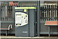 J3773 : EWAY ticket machine, Ballyhackamore, Belfast (April 2018) by Albert Bridge