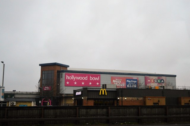 Hollywood Bowl, Dagenham