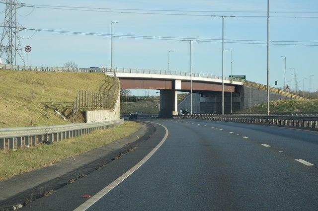 Sadlers Farm Bridge, A130