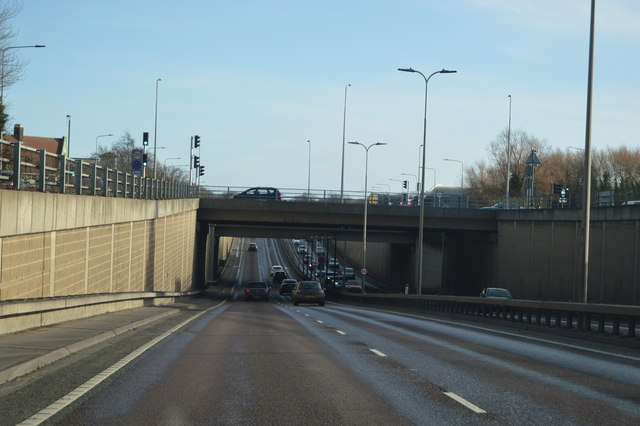 Rayleigh Road Overbridges, A127