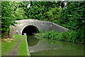 SP4877 : Newbold Tunnel (south-east portal) in Warwickshire by Roger  Kidd