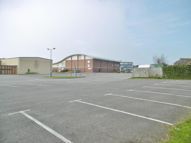 Charlestown, sports centre