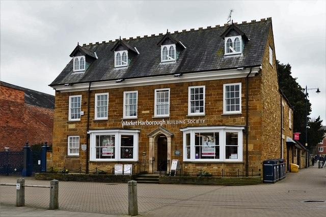 Market Harborough Building Society Shorter Term Finance Mortgage