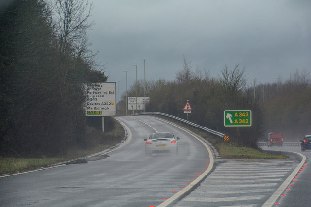 Test Valley : The A303