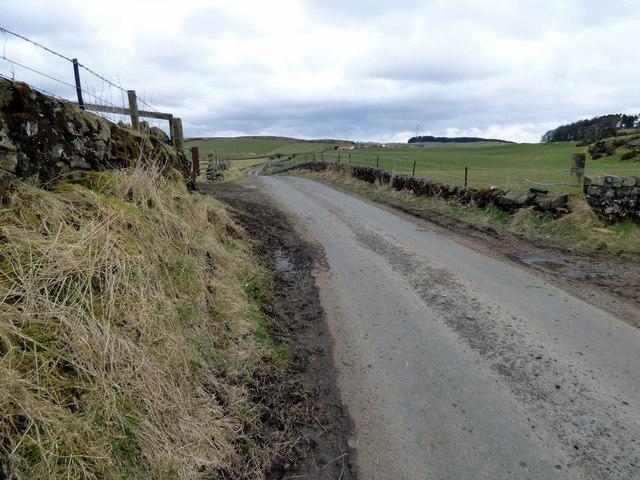 Galahill Road