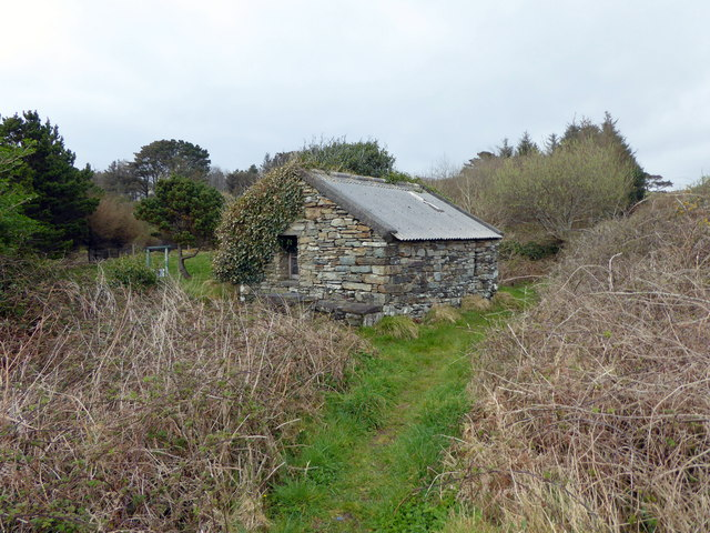 Stone Hut at Kilmalilloge